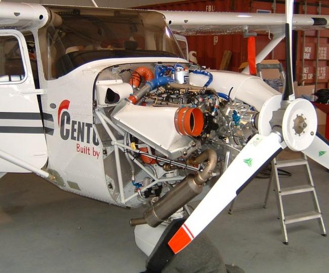 Convert To Diesel Vliegwerk Holland Bv Aircraft